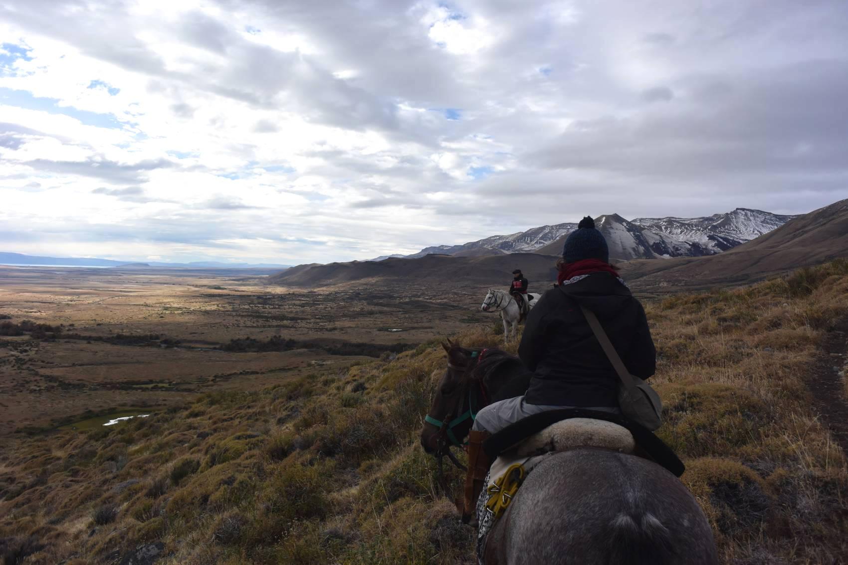 Cavalcade en Patagonie 4