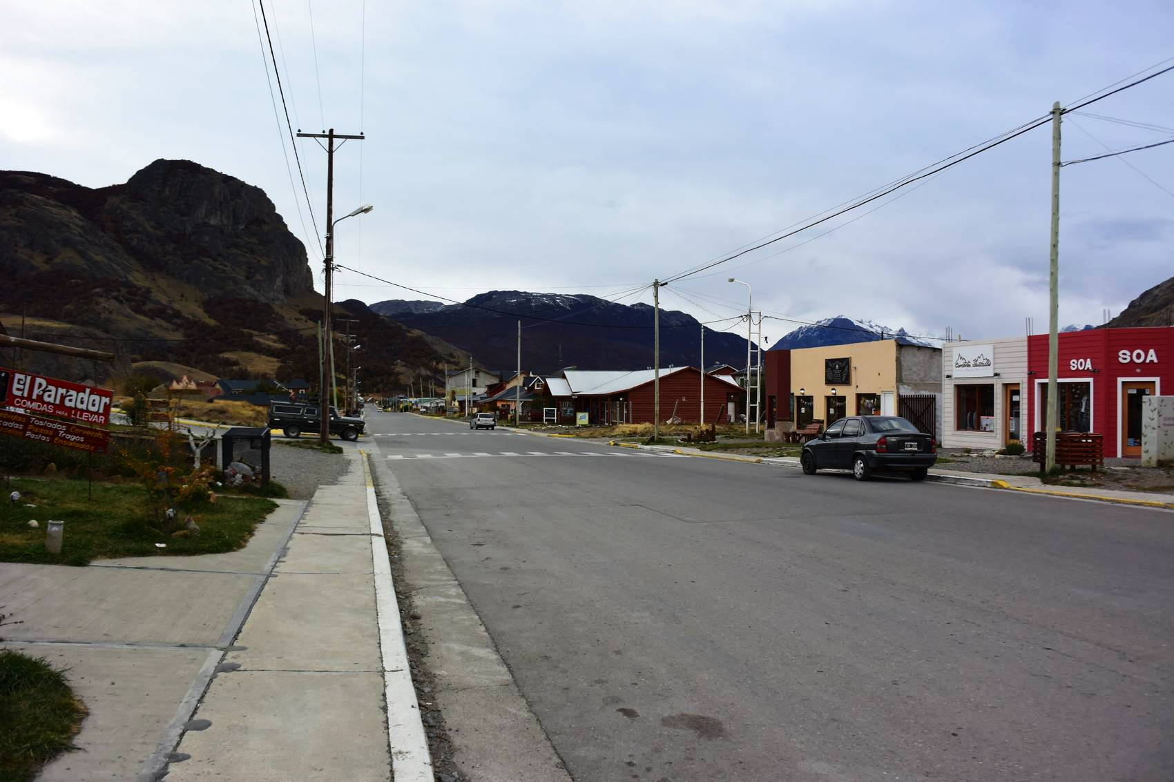 Ville de El Chalten 2
