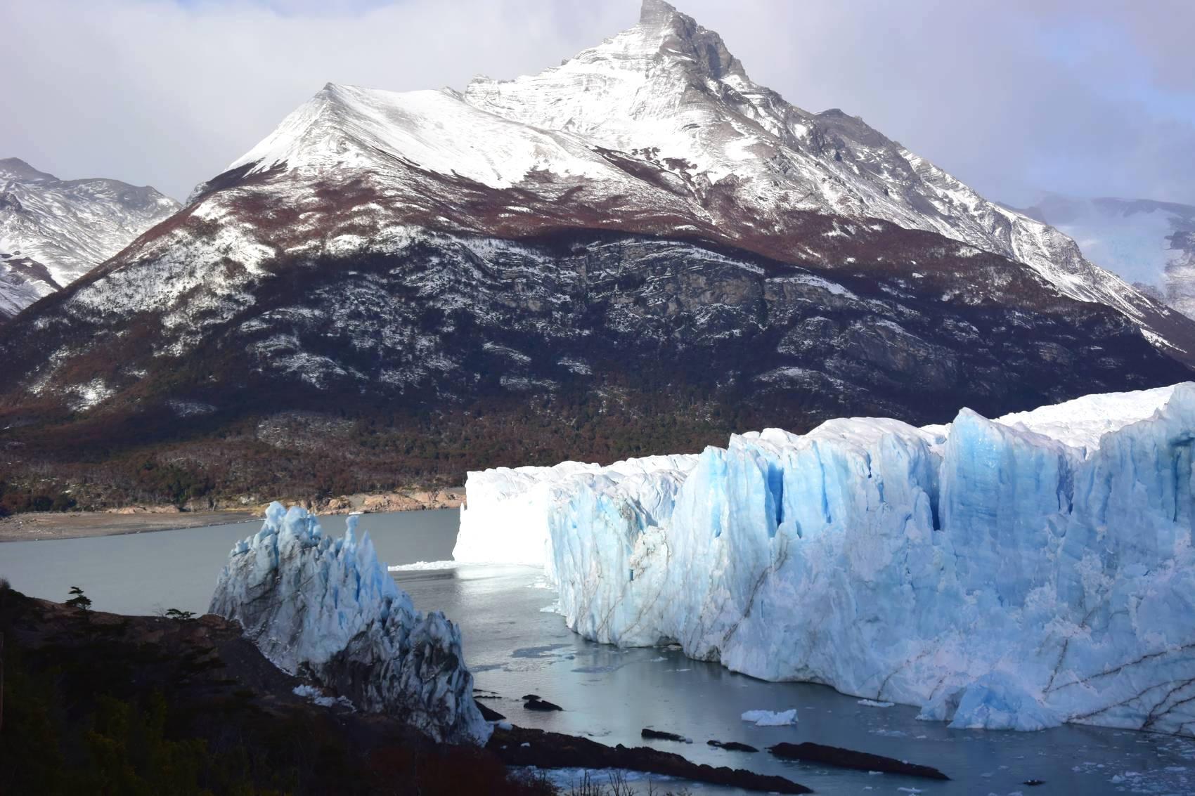 Vue des passerelles du Perito Moreno 5