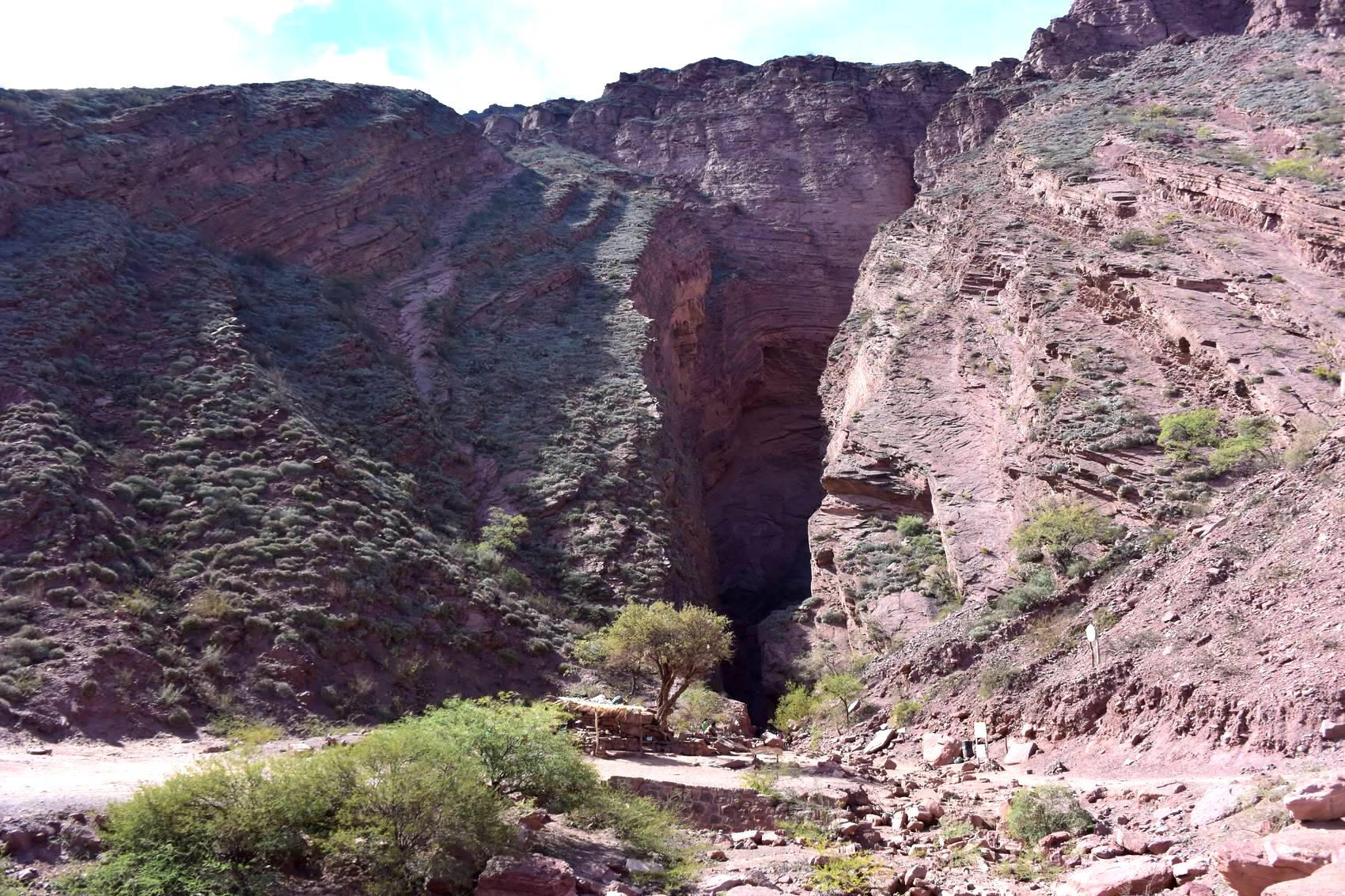 Quebrada de las Conchas 2