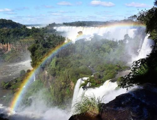 Deux jours sous les chutes d'Iguazu